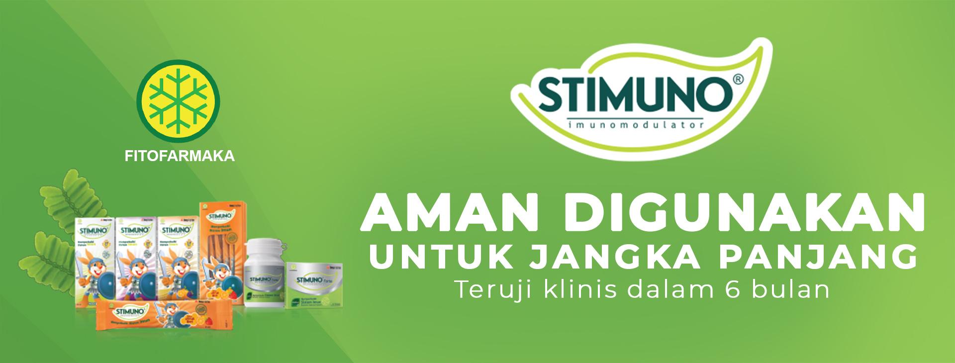 Ikuti kuis dan dapatkan kesempatan mendapatkan voucher gratis sampel Stimuno, sekarang!